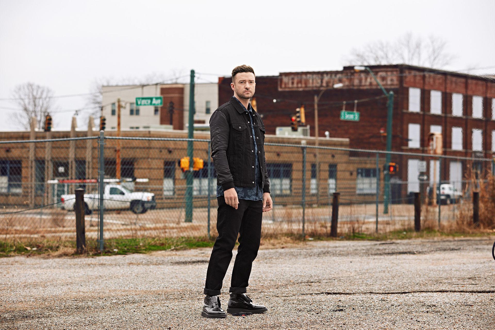 Justin Timberlake och Levi's gör ny kollektion