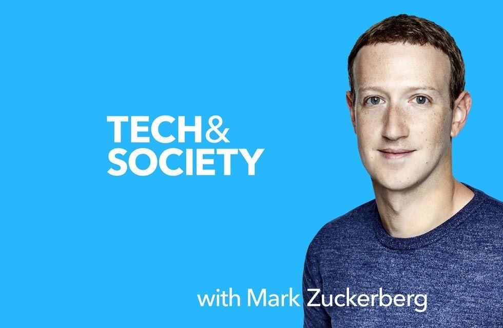 Mark Zuckerberg har startat en podcast