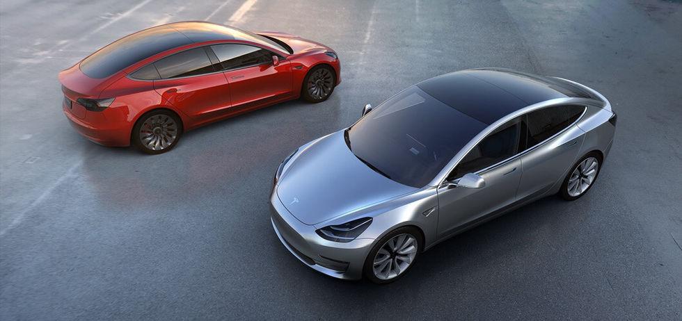 Tesla visar upp uselt kvartalsresultat