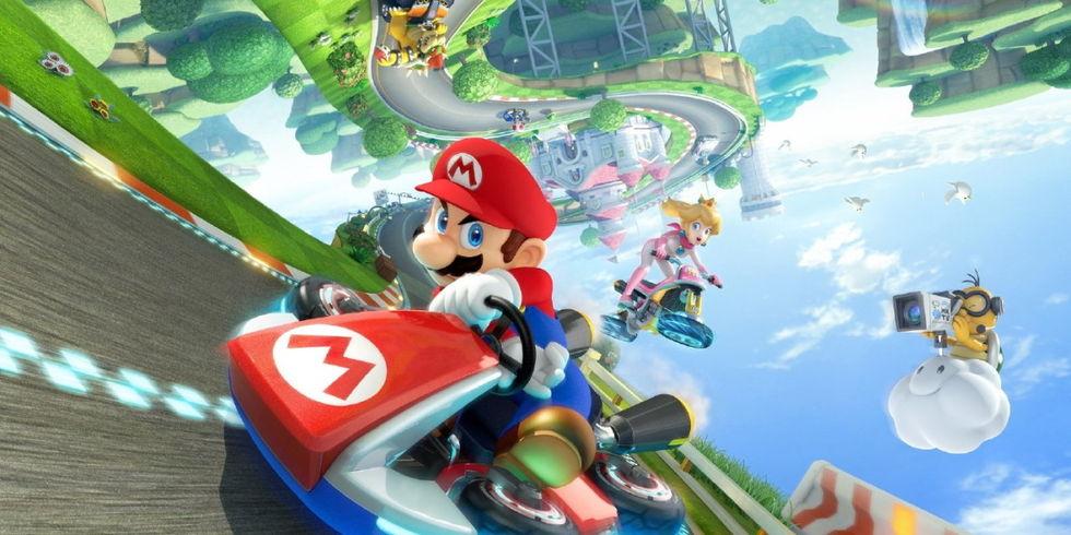 Betatest av Mario Kart Tour drar igång i maj