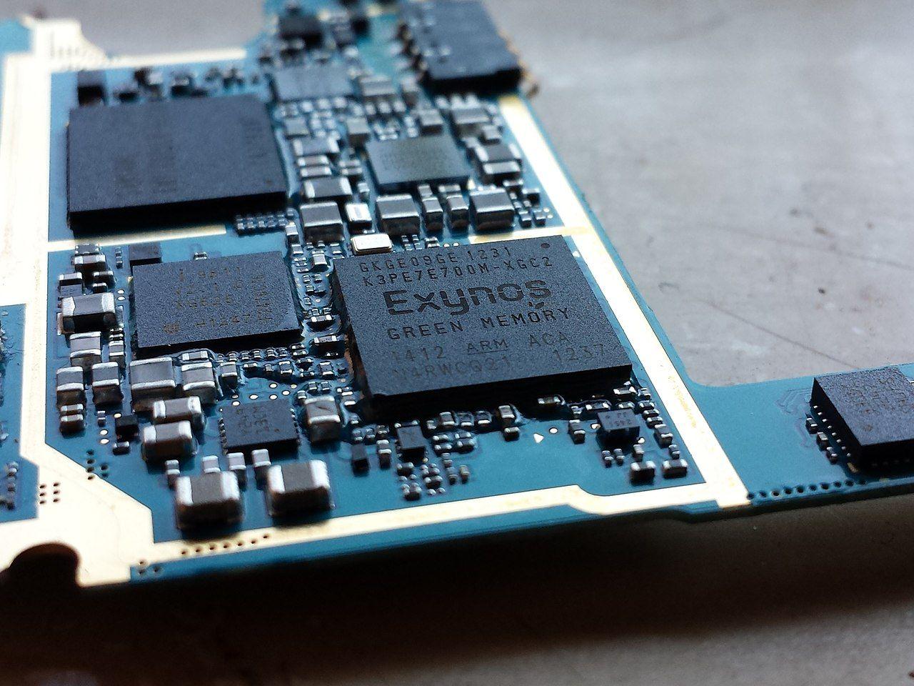 Samsung lägger över en biljon kronor på att utveckla nya chip