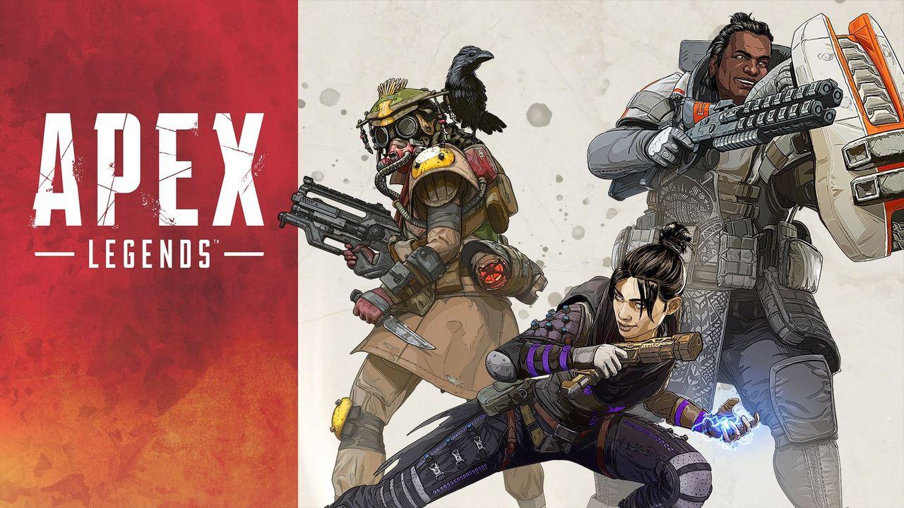 Det kommer endast bli säsongsuppdateringar i Apex Legends