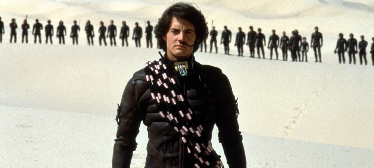 Legendary verkar vara sugna på uppföljare till Dune
