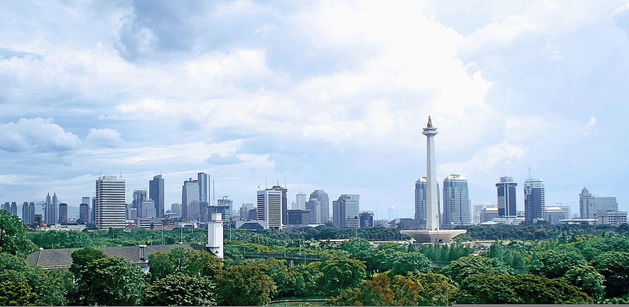 Indonesien ska flytta sin huvudstad
