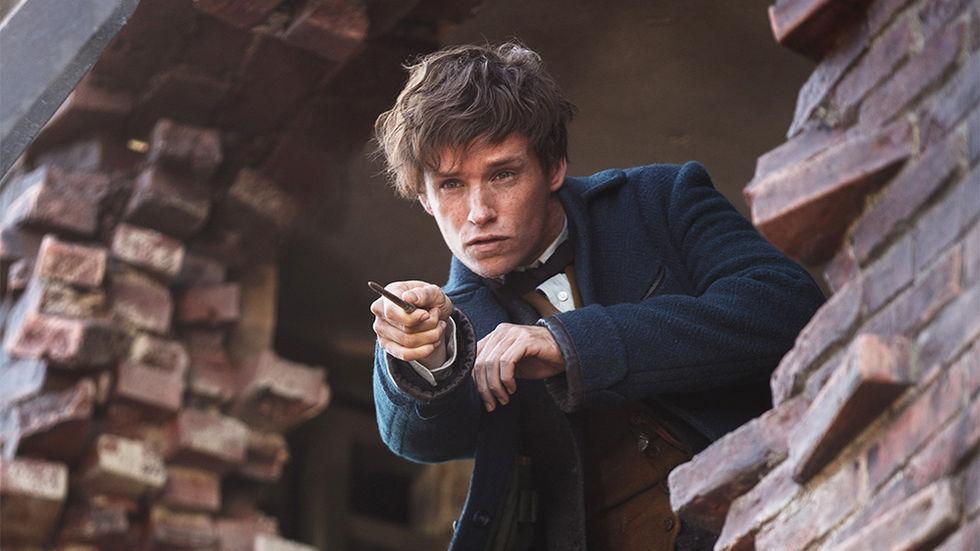 Fantastic Beasts 3 har premiär november 2021