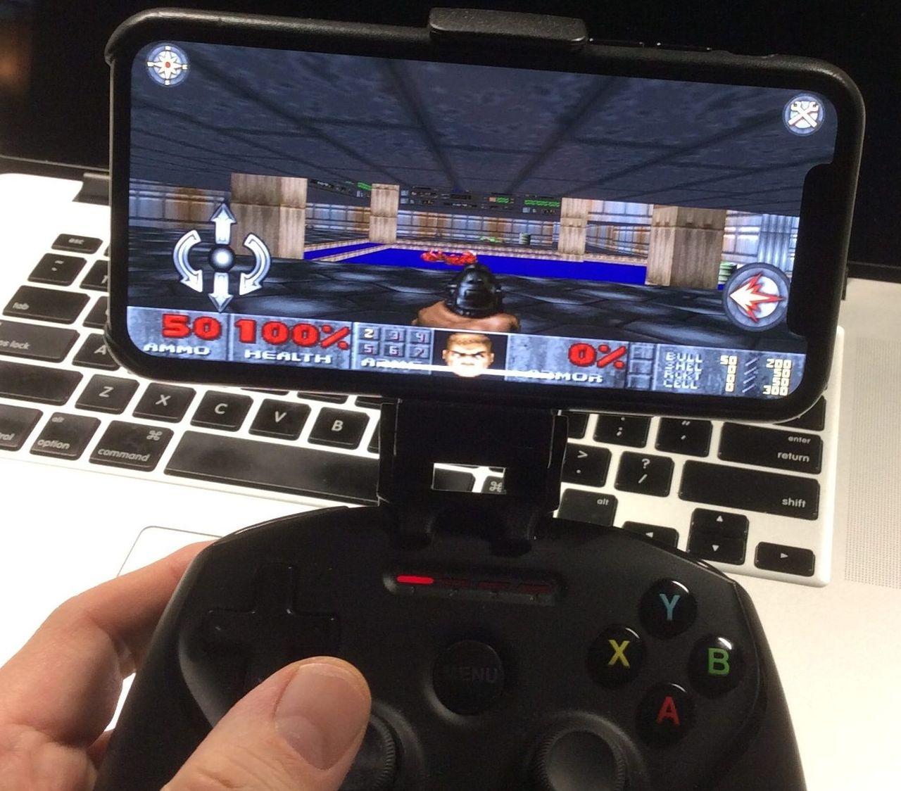 DOOM och andra ID-spel portade till iOS och Apple TV