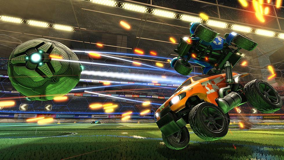 Epic köper Rocket Leagues utvecklare Psyonix