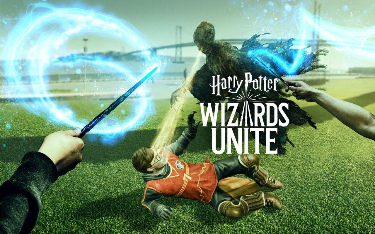 Harry Potter: Wizards Unite har börjat betatestas