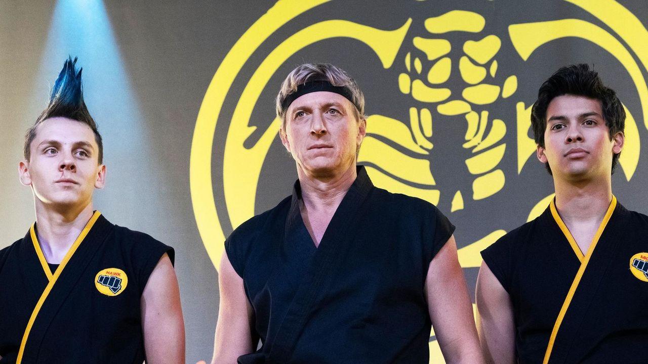 YouTube beställer en ny säsong av Cobra Kai