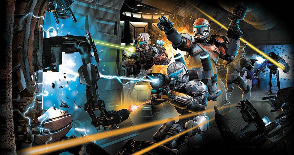 EA lägger till 12 Star Wars-spel i Origin Access