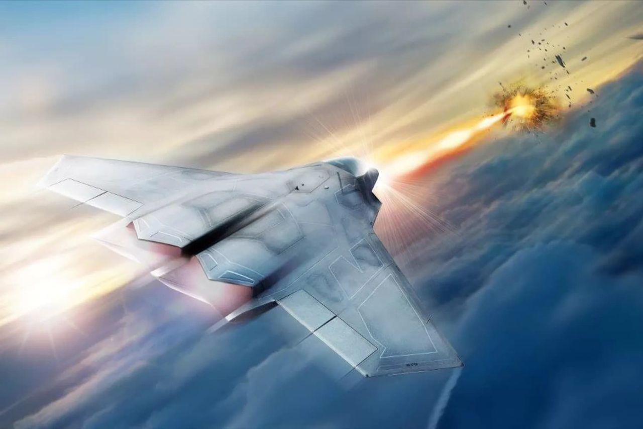 USA har testat laservapen för flygplan