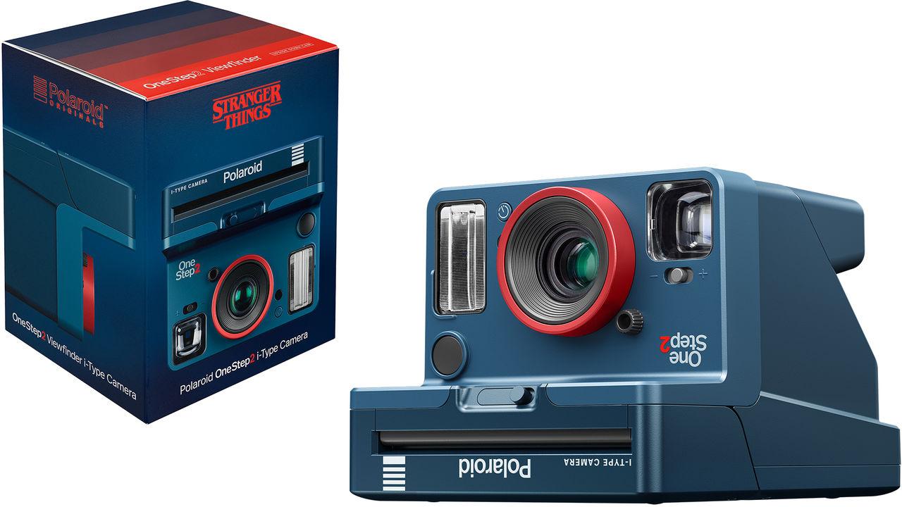 Polaroid släpper Stranger Things-kamera
