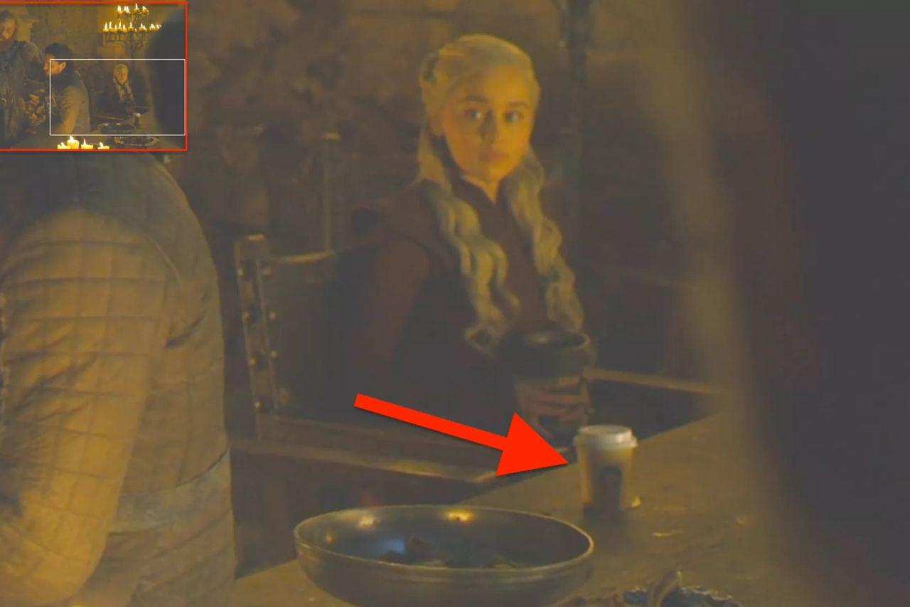 Game of Thrones gjorde omedvetet reklam för Starbucks