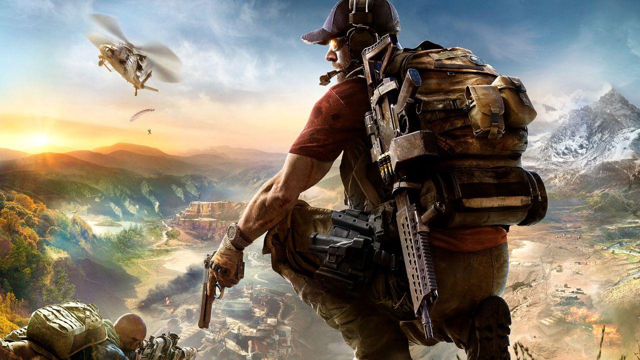 Ubisoft teasar Ghost Recon-nyheter på torsdag
