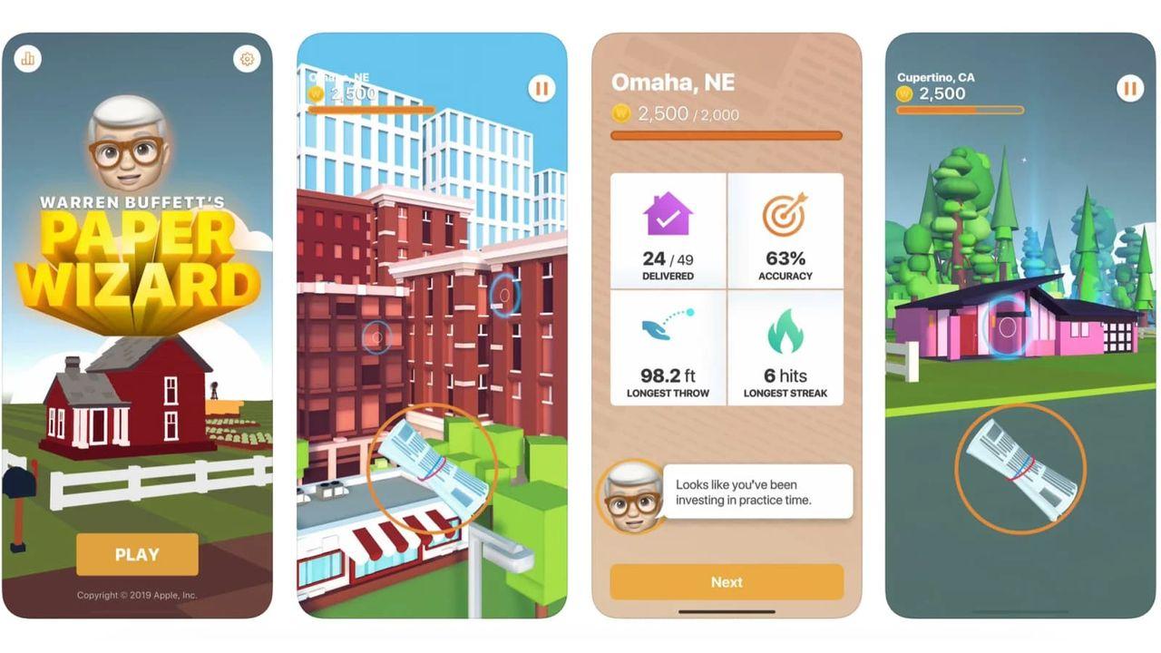Apple släpper nytt spel till iOS