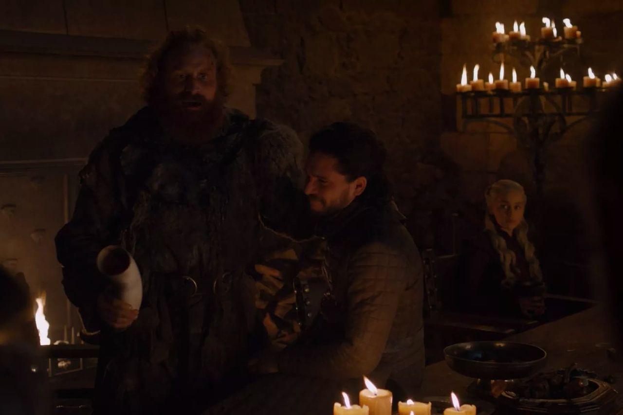 Nu är kaffemuggen borta från Game of Thrones