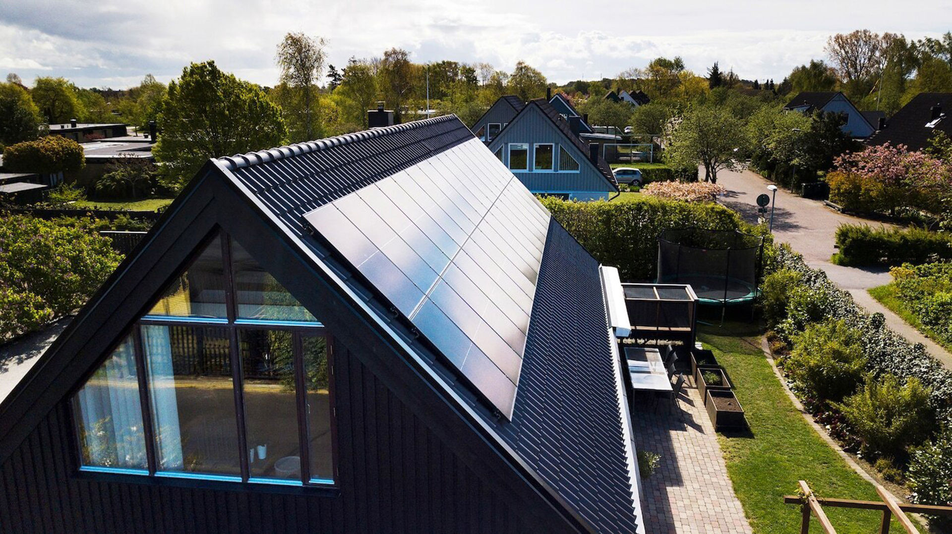 Ikea börjar sälja solcellspaneler även i Sverige