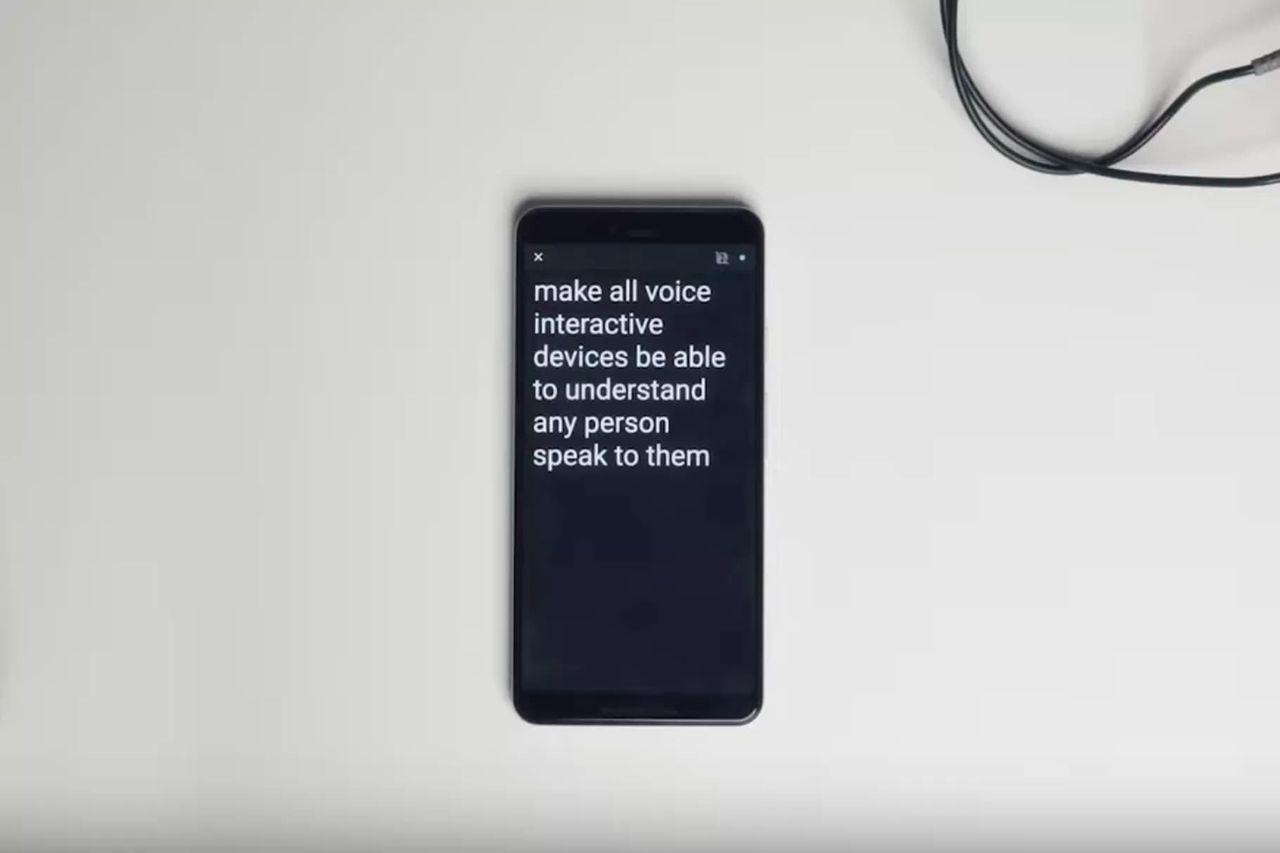 Project Euphonia ska göra Google Assistant bättre på att tyda tal