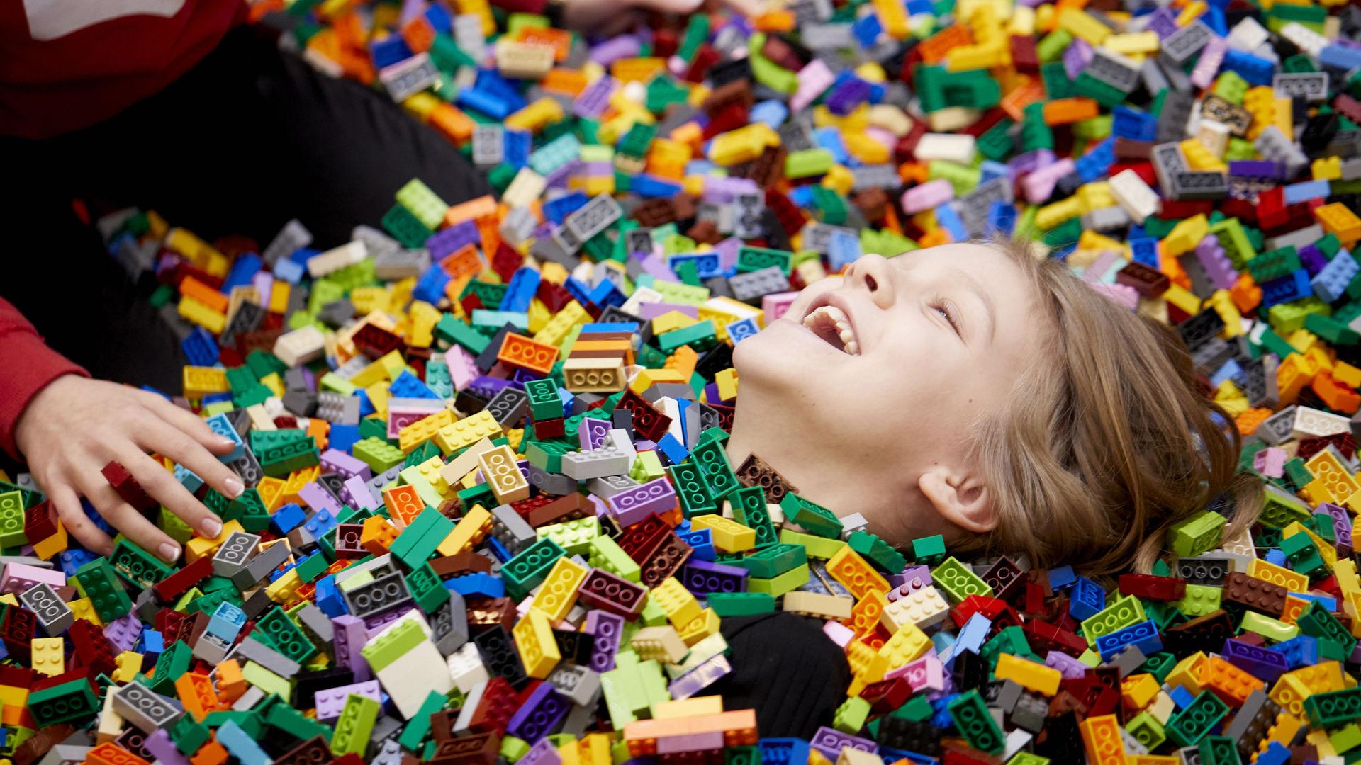 LEGO World kommer till Sverige för första gången