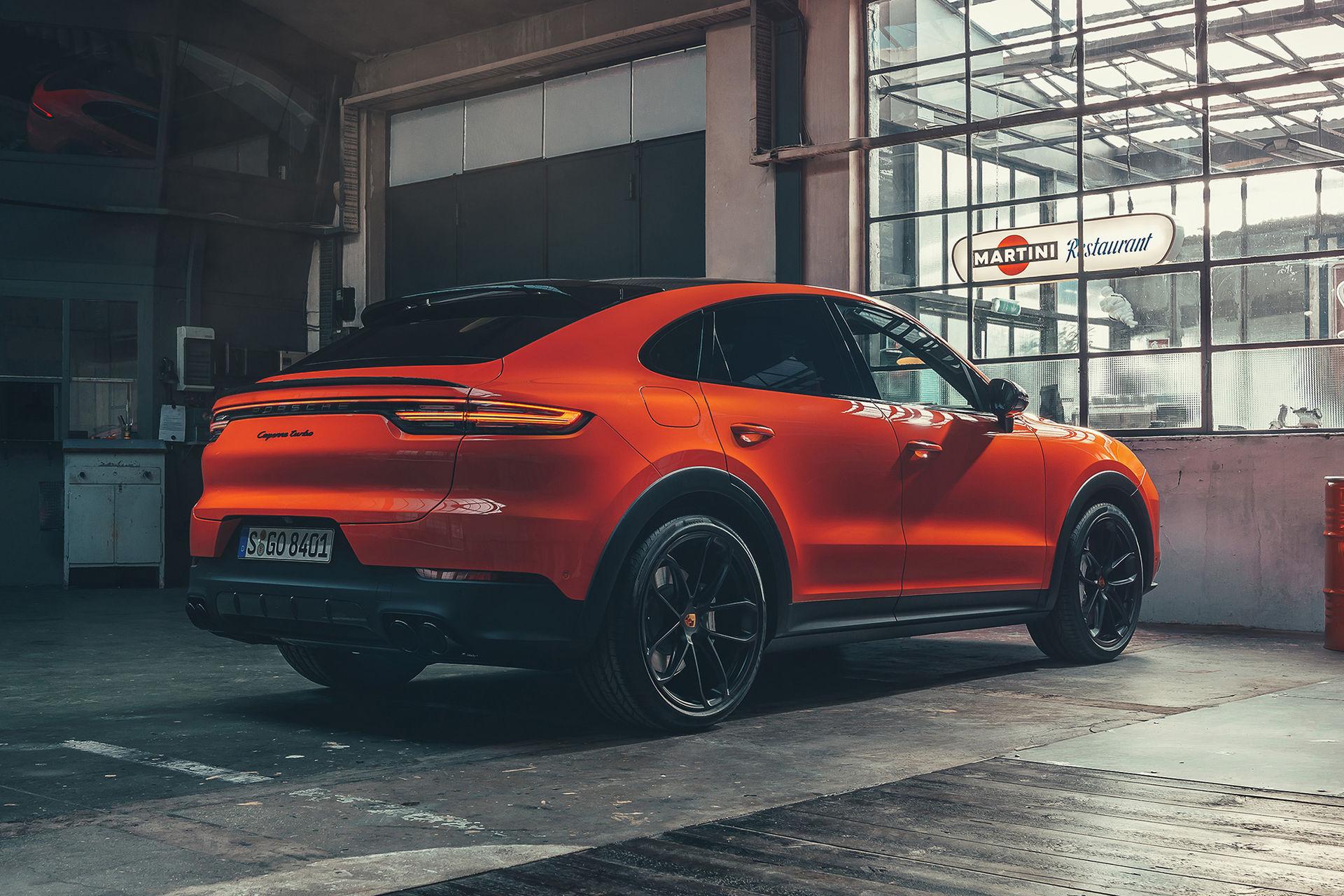 Porsche har en vassare version av Cayenne på gång