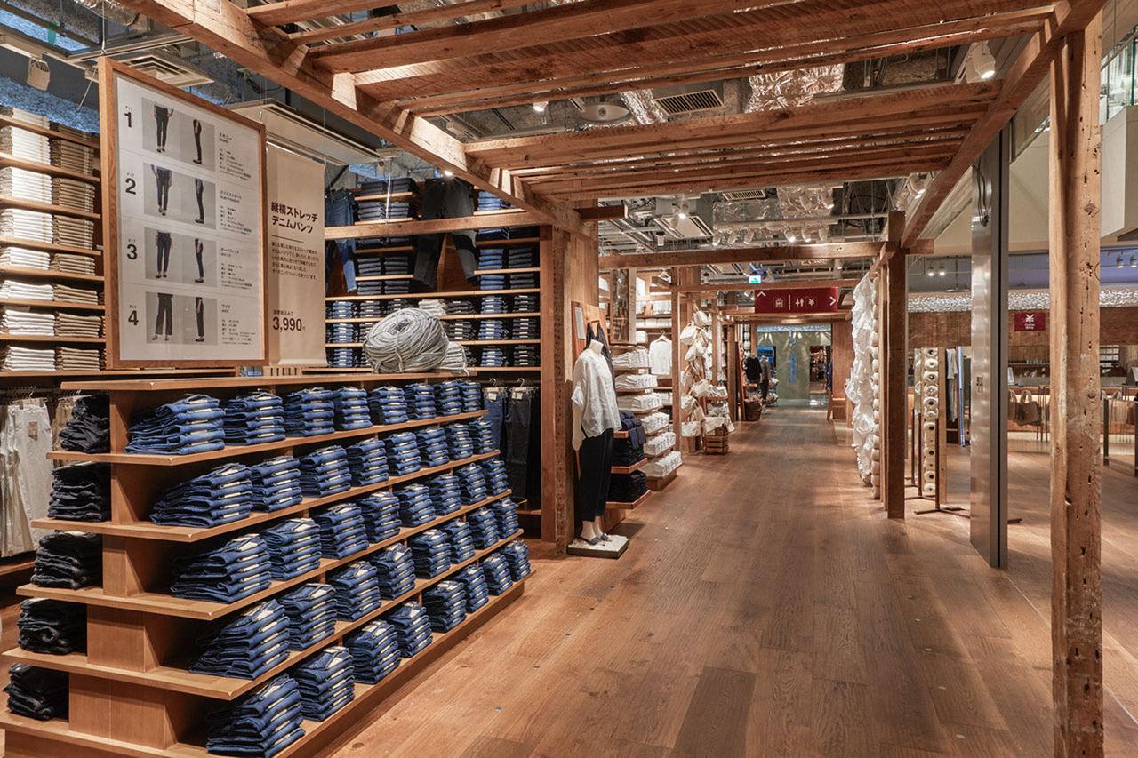 Mujis flaggskeppsbutik öppnar i augusti