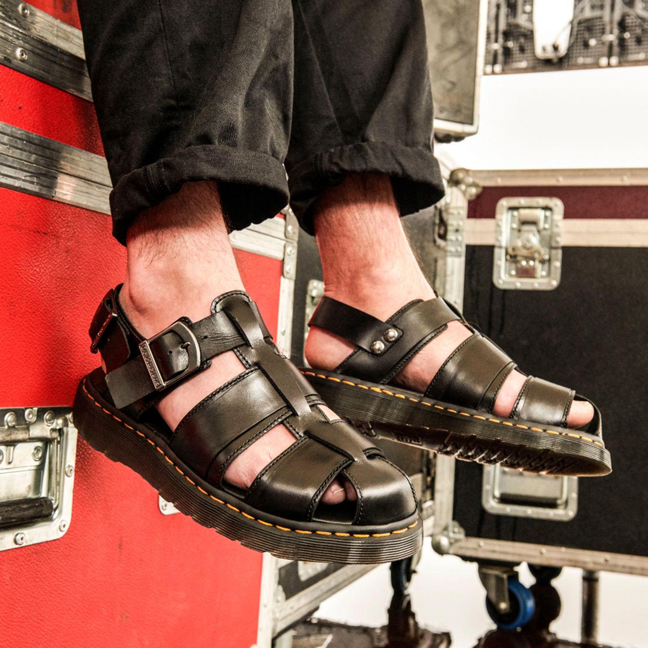 Nya sandaler från Dr Martens