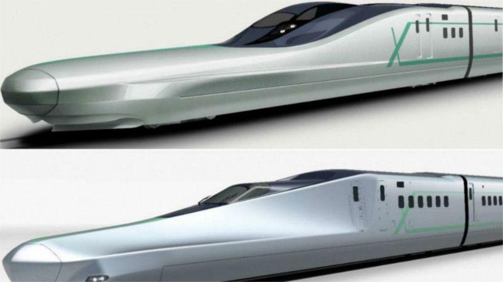 Japan börjar testa tåg i 400km/h