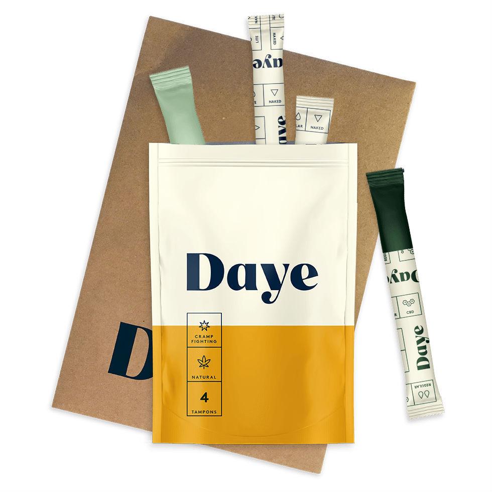 Startupföretaget Daye släpper cannabis-tamponger