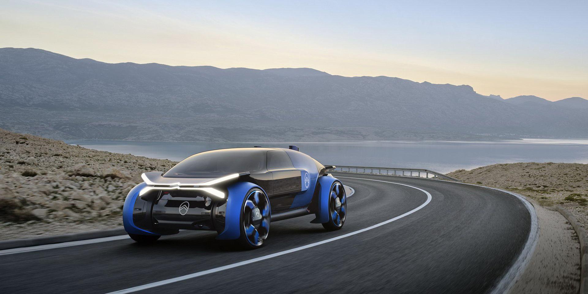Citroën presenterar elbilskonceptet 19_19