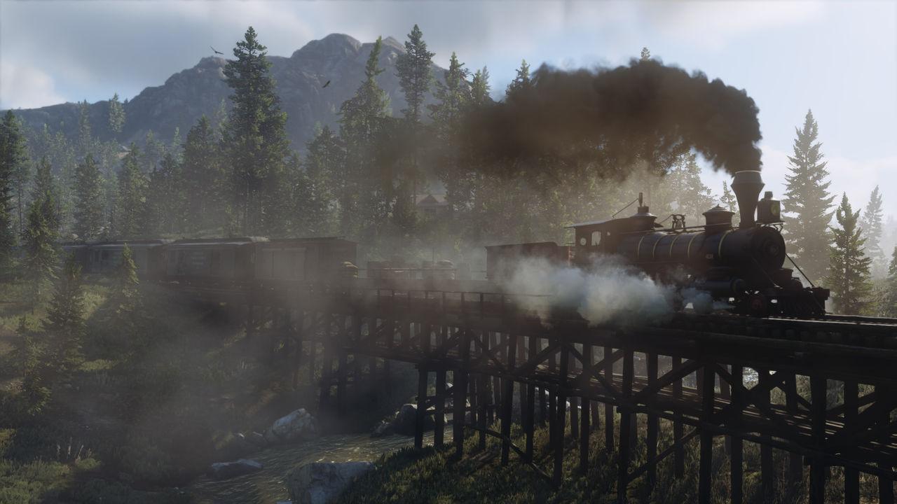 Red Dead Redemption 2 till PC dyker upp på LinkedIn