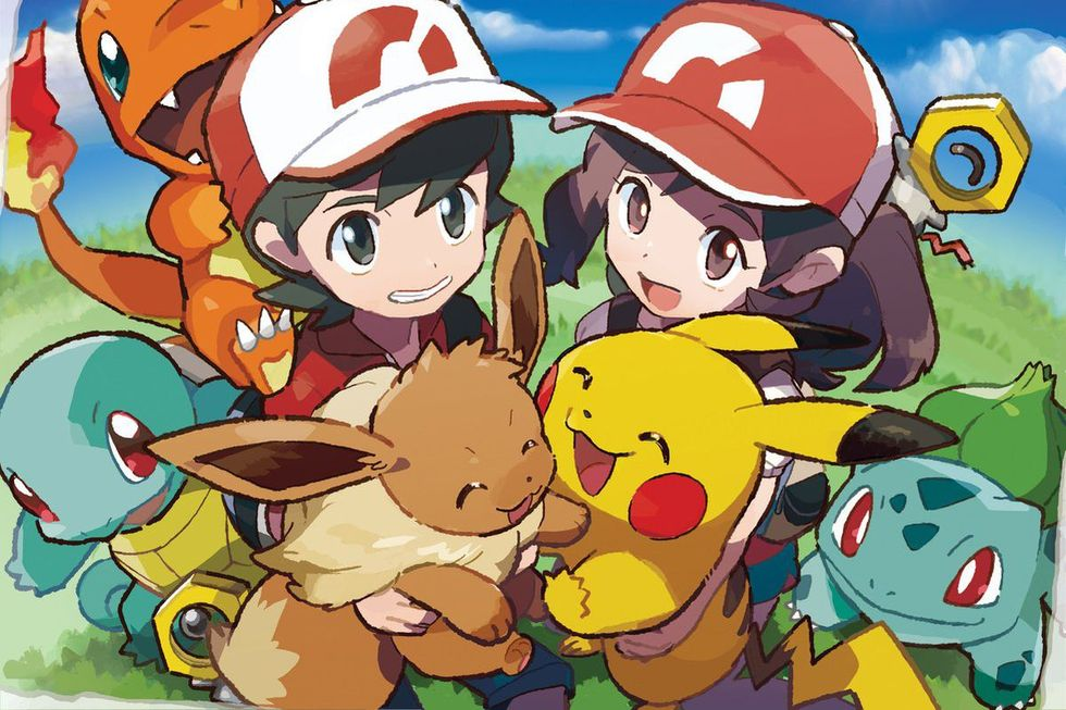 Nytt Pokémon-spel till mobilen på gång