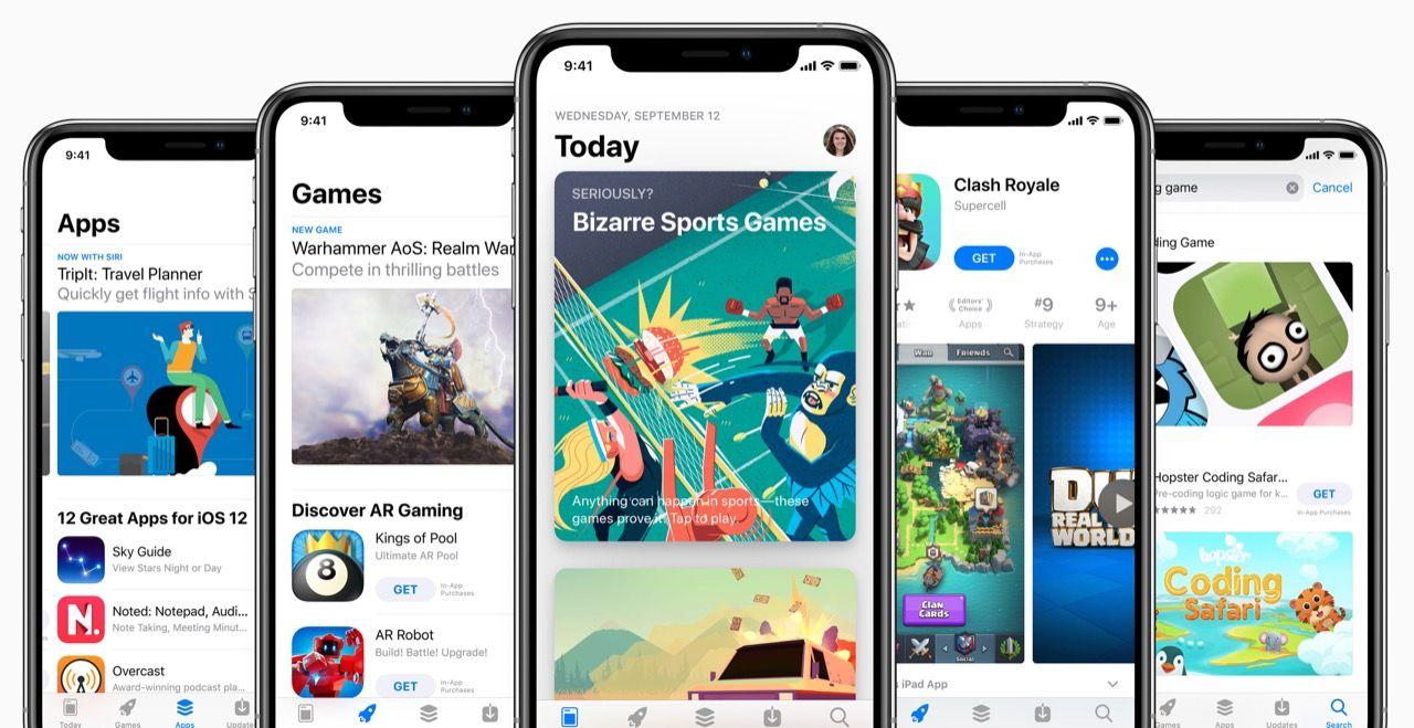 Användare kan stämma Apple för monopol med App Store