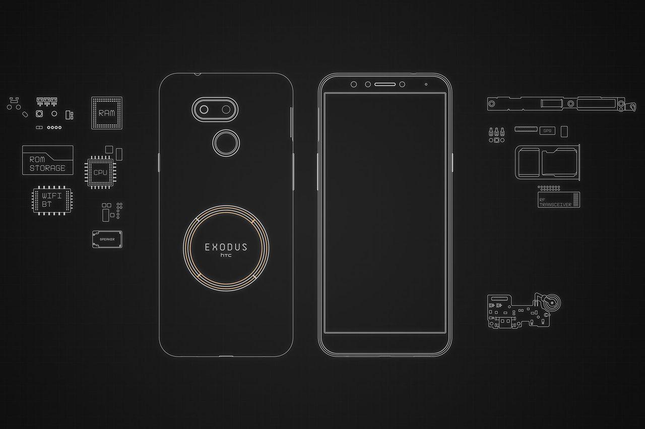 HTC ska släppa billigare version av blockkedje-telefon