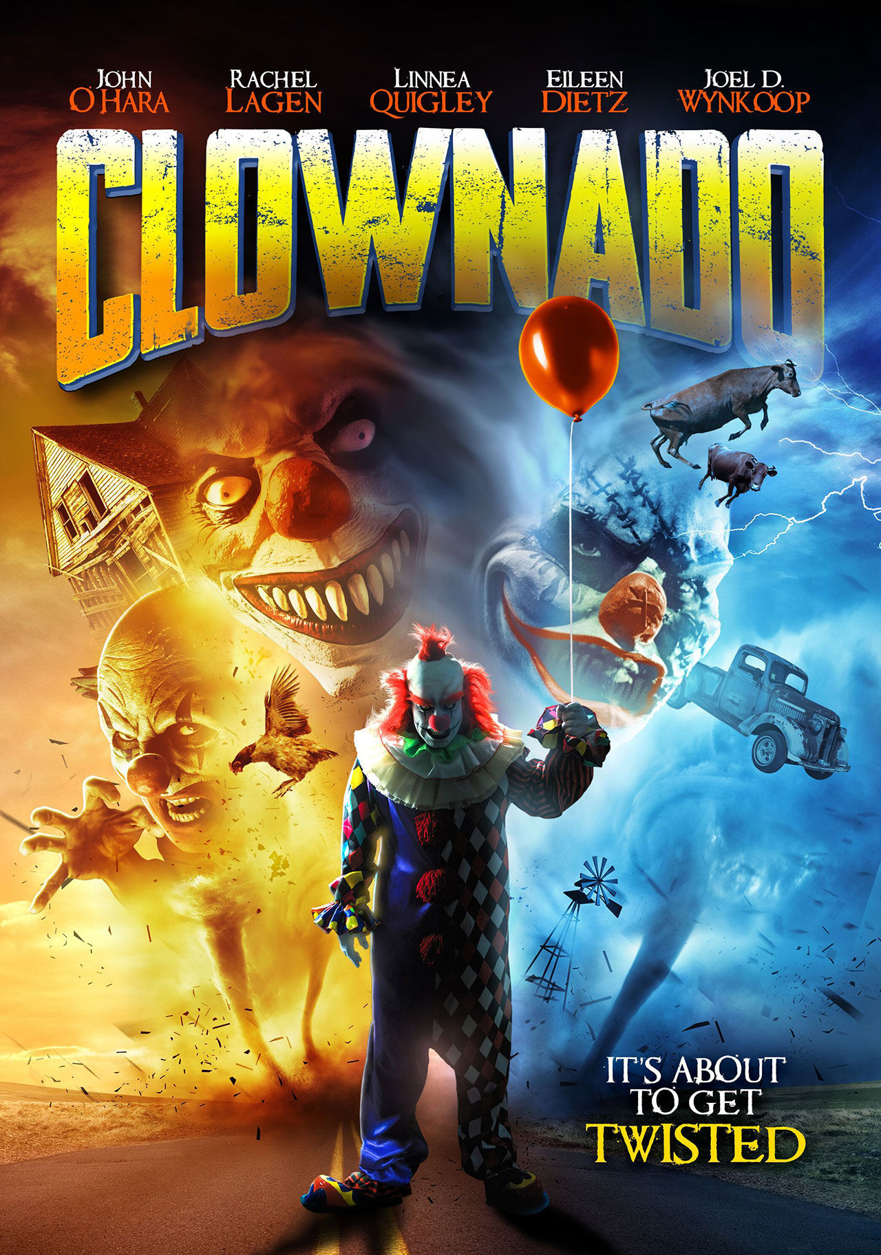 Trailer för Clownado