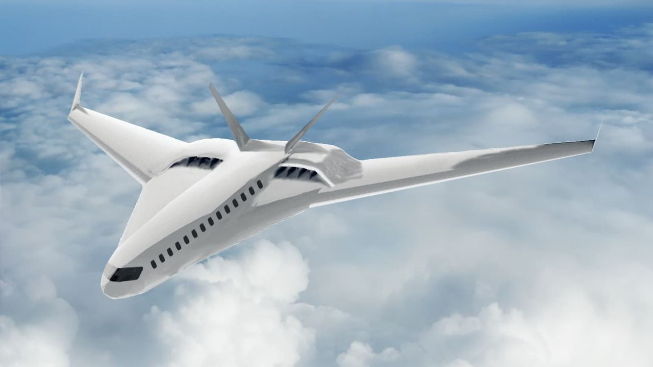 NASA finansierar elflygplan