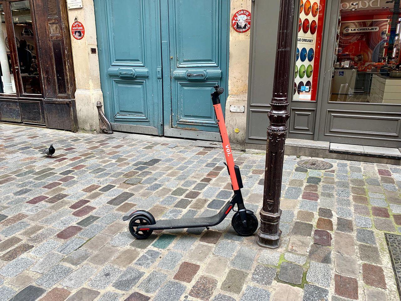 Stockholms Stad och elscooterföretagen överens
