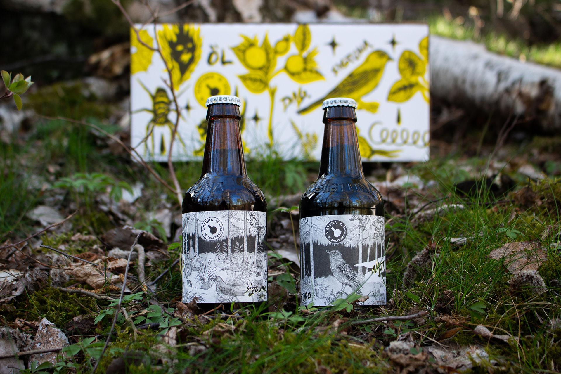 Nya öl från Sigtuna Brygghus