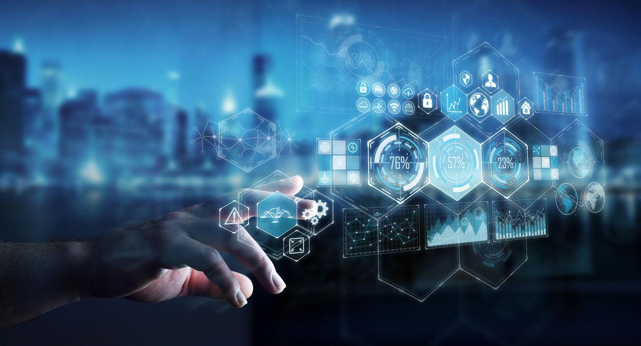 Bosch satsar stenhårt på IoT och blockkedjan