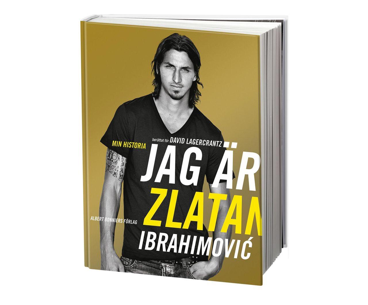 Jag är Zlatan kommer 2021
