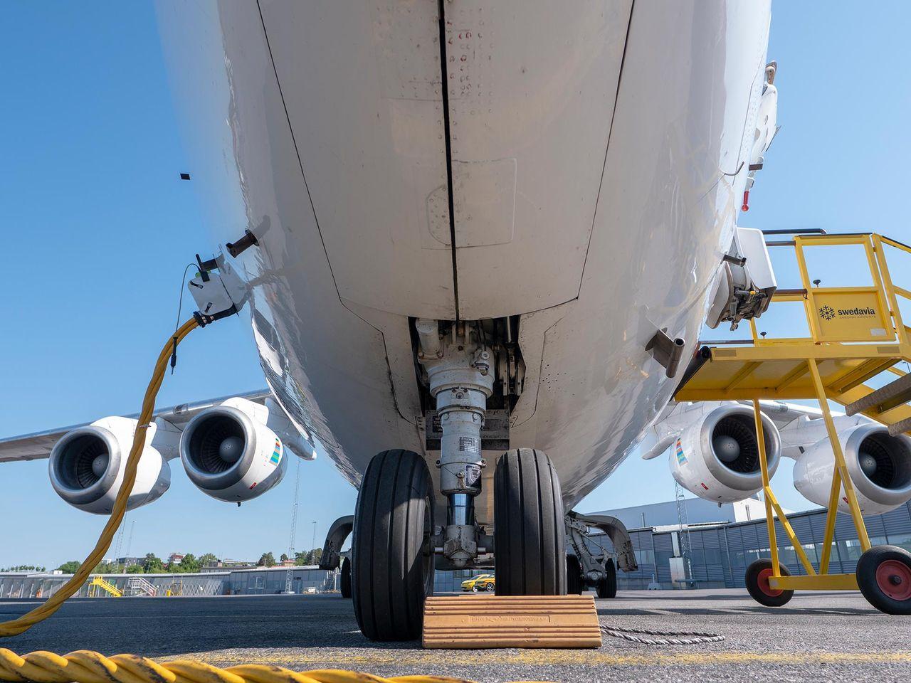 BRA slår rekord med världens klimateffektivaste flygning
