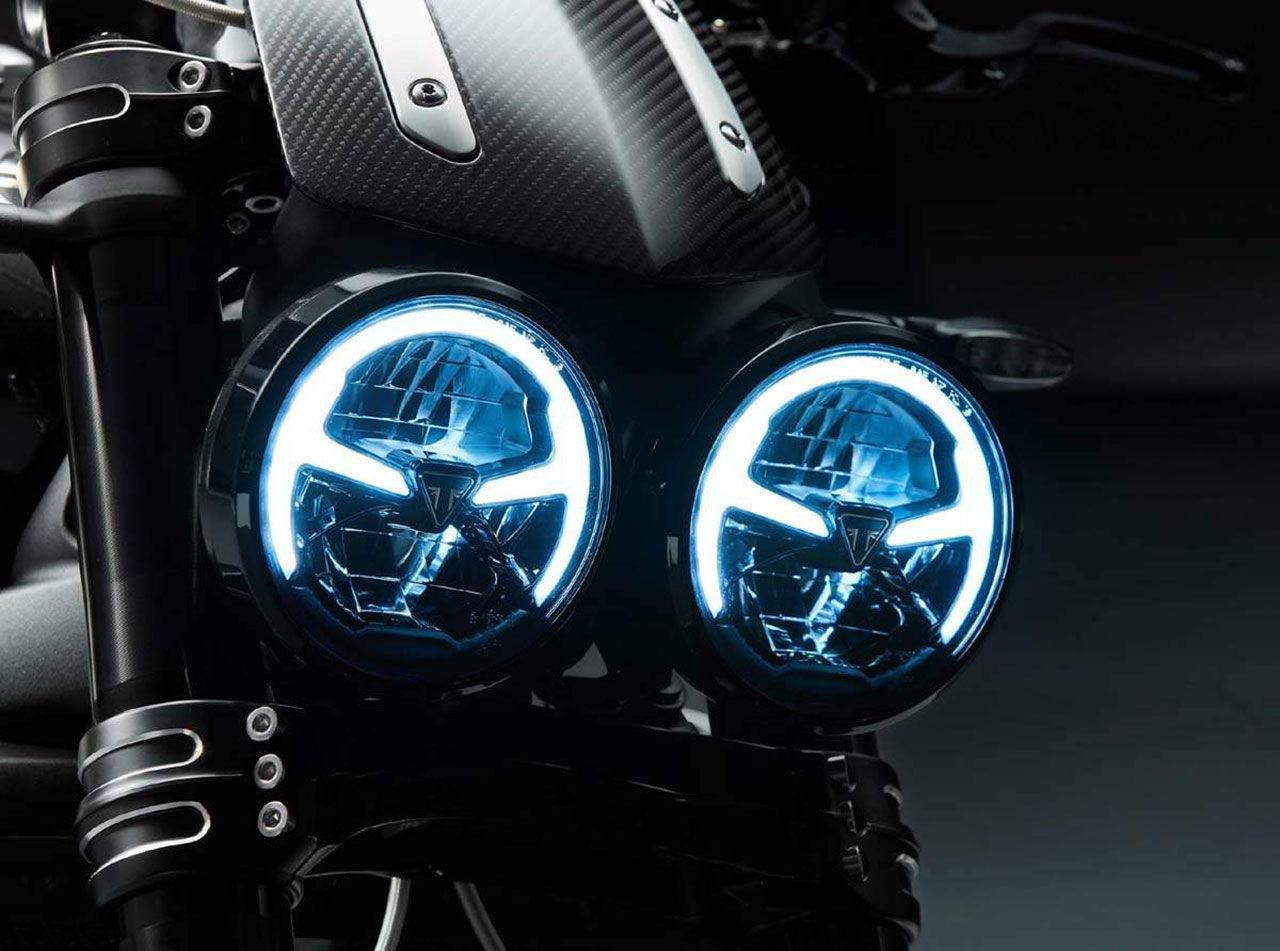 Triumph ska utveckla eldrivna motorcyklar