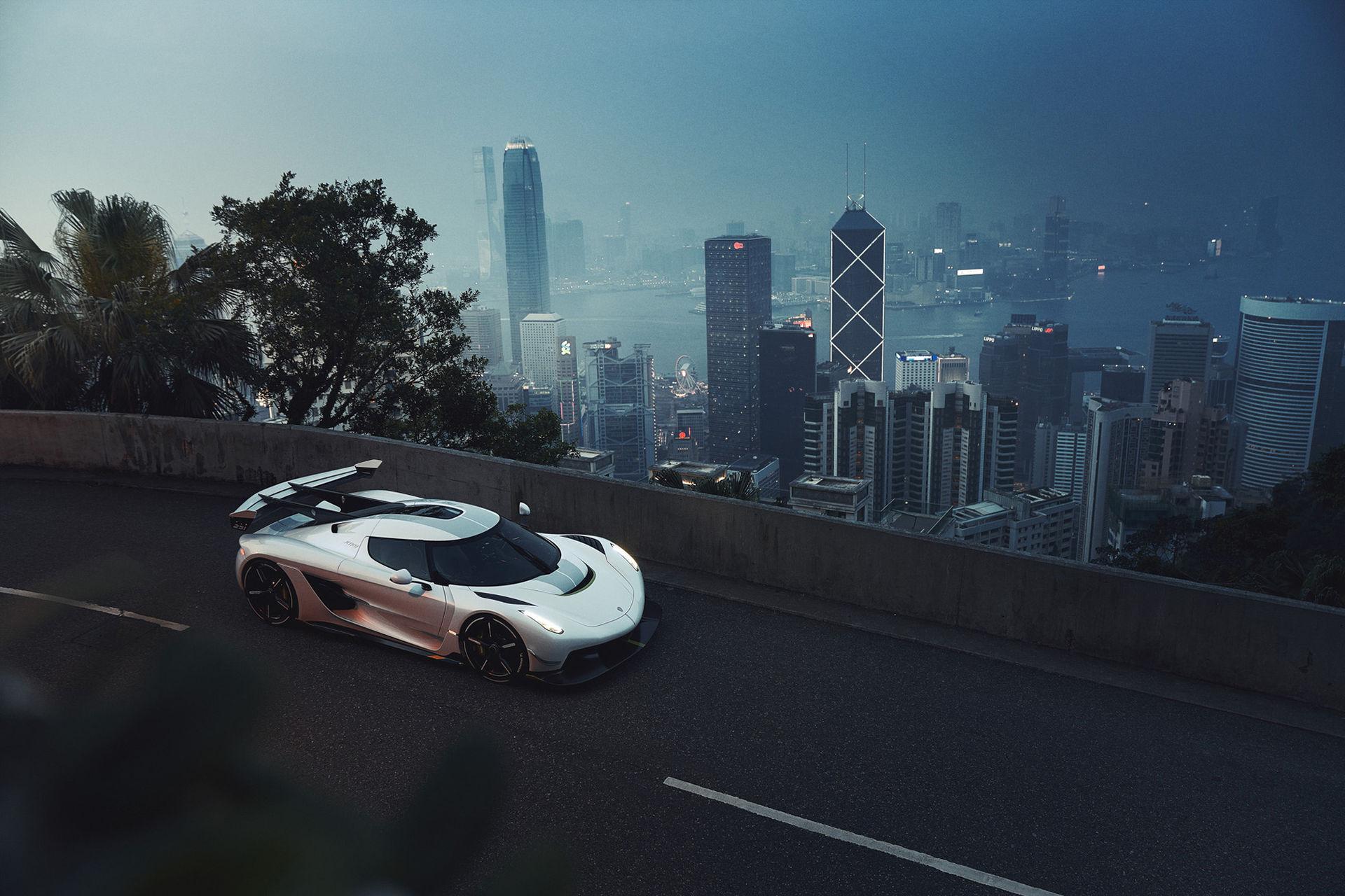 Koenigseggs instegsmodell presenteras nästa vår