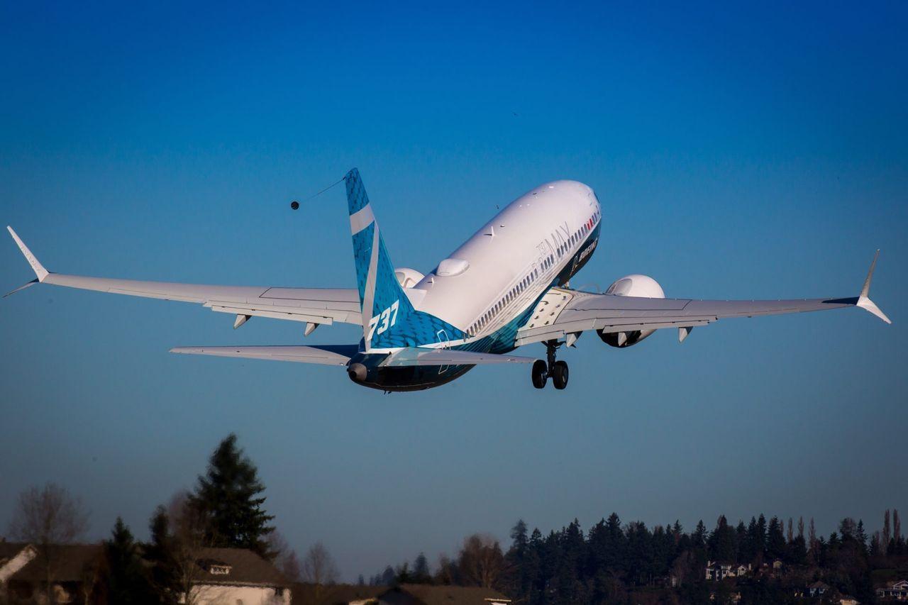 Boeing uppger att de nu har fixat Boeing 737 MAX