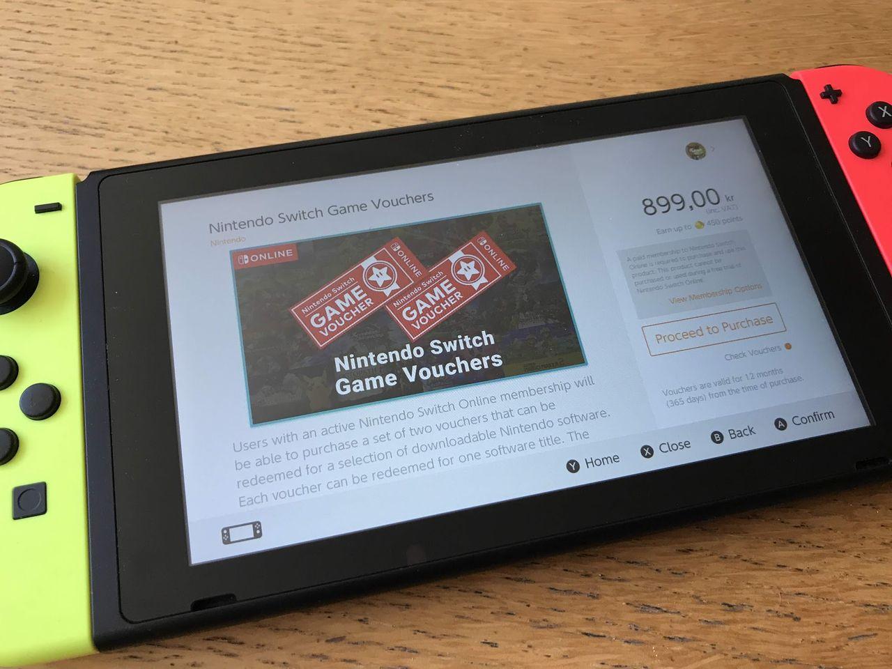 Nintendo Switch Online-användare får rabatt på spel