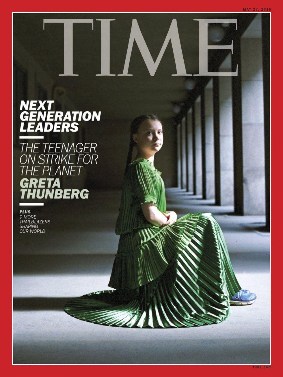 Greta Thunberg blir hedersdoktor