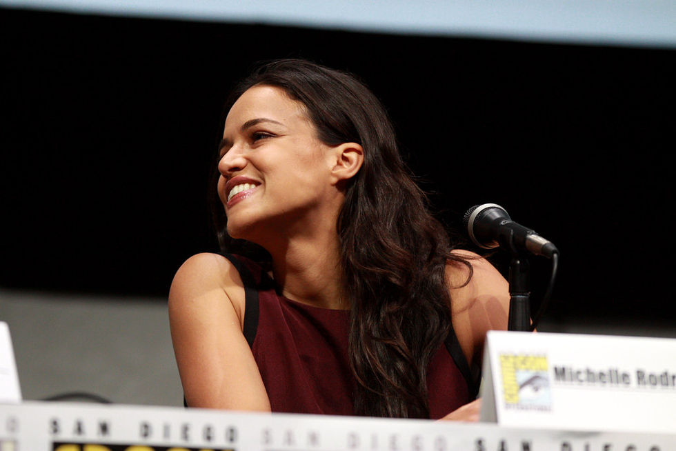 Michelle Rodriguez kommer tillbaka för Fast & Furious 9