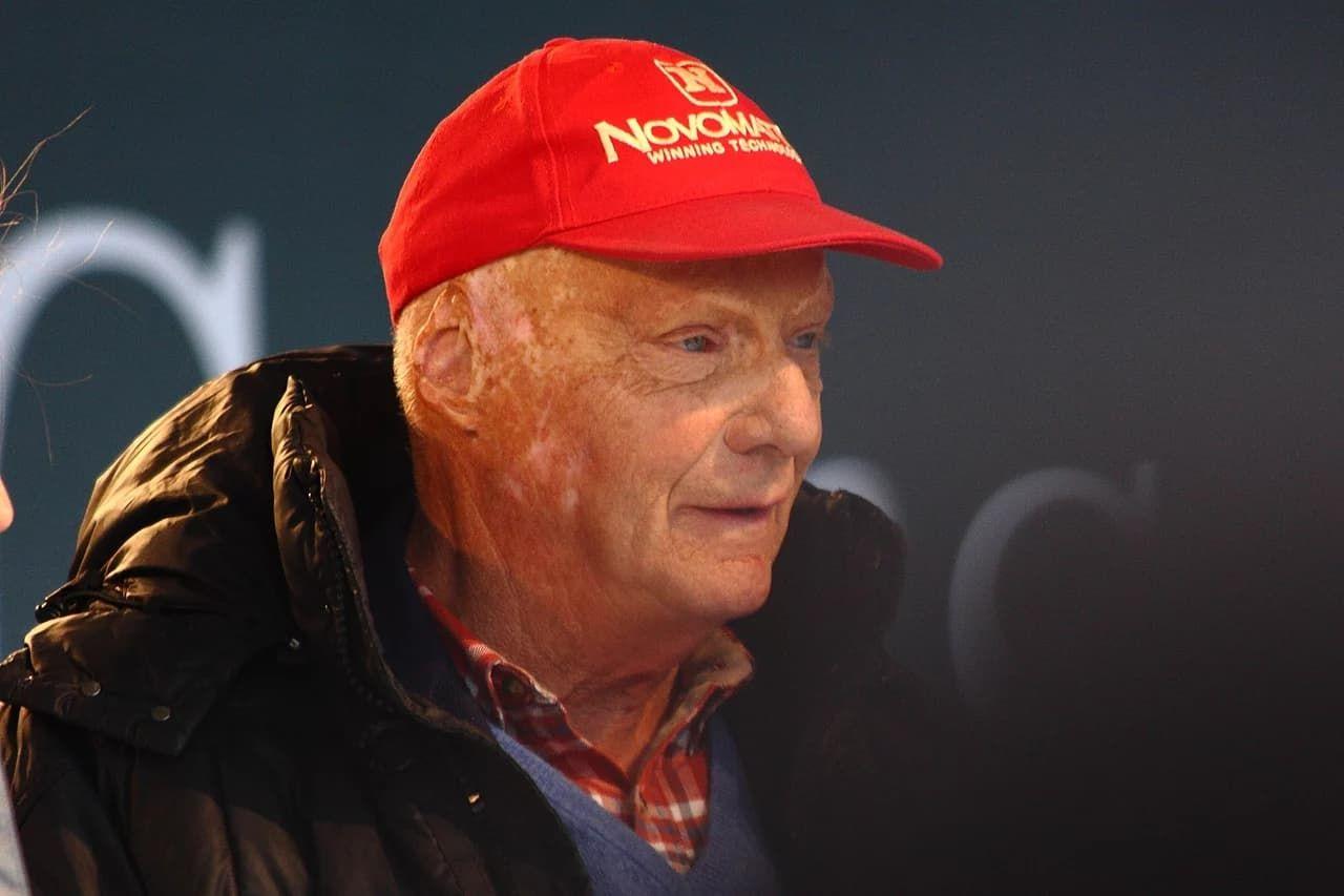 Hejdå Niki Lauda