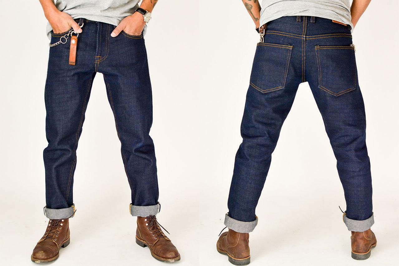 Det här ska vara världens tyngsta jeans