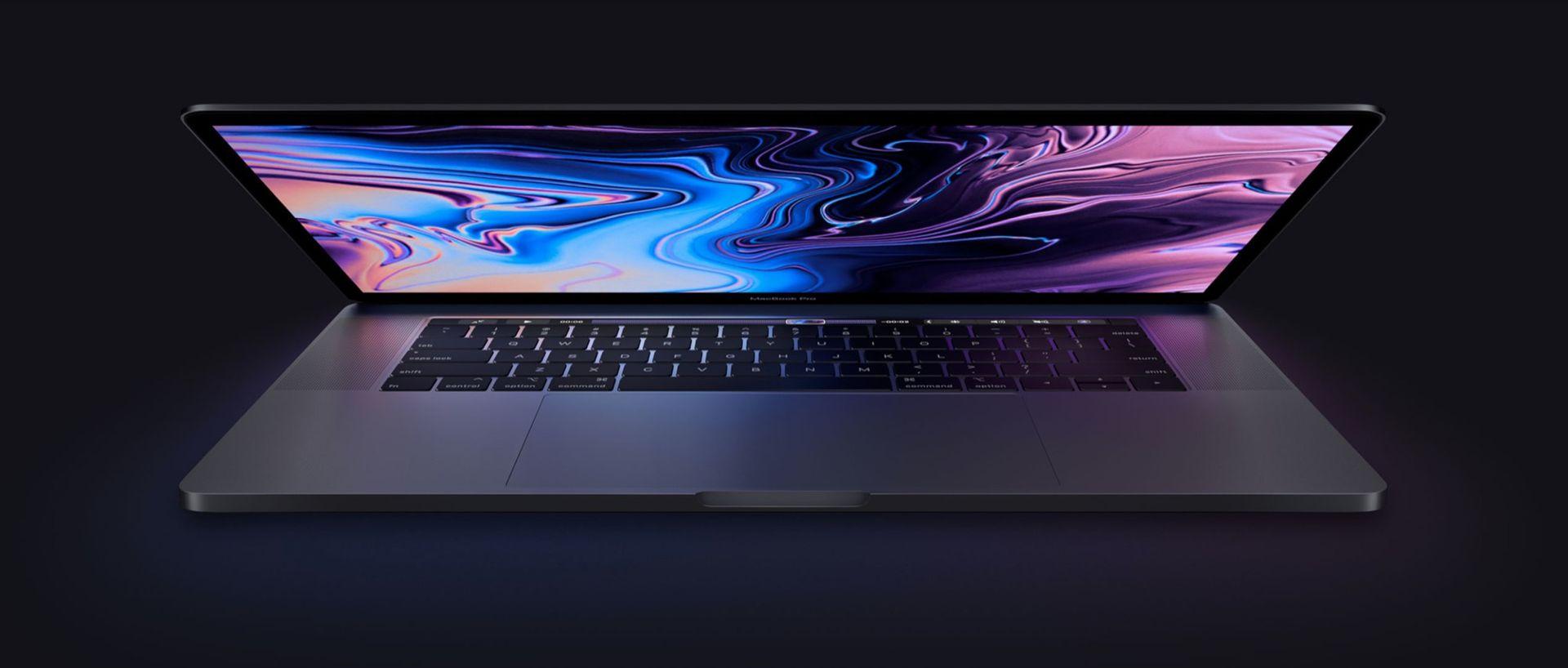 Apple uppgraderar MacBook Pro
