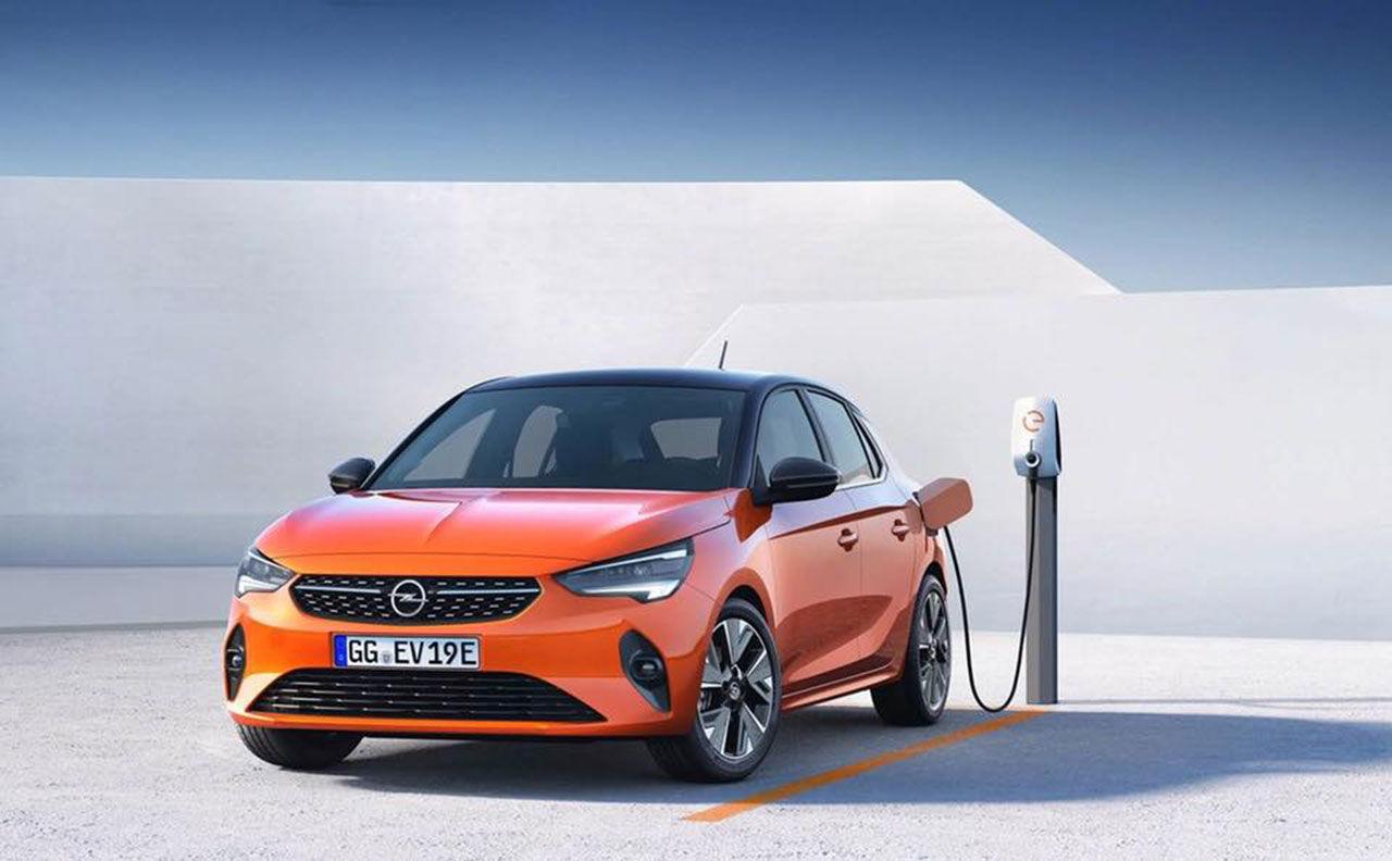 Nya Opel Corsa läcker ut